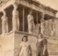 1950s Road to Europe _ Vafiadis family i