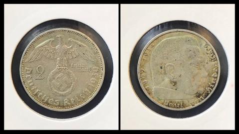 2 Reichsmark - 1939