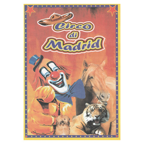 4-27 December 2010, Brochure / Circo di Madrid in Istanbul