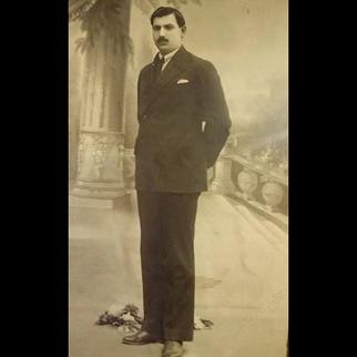 1920s Hurmuzios Vafiadis- Nicolas Andriomenos & Fils.