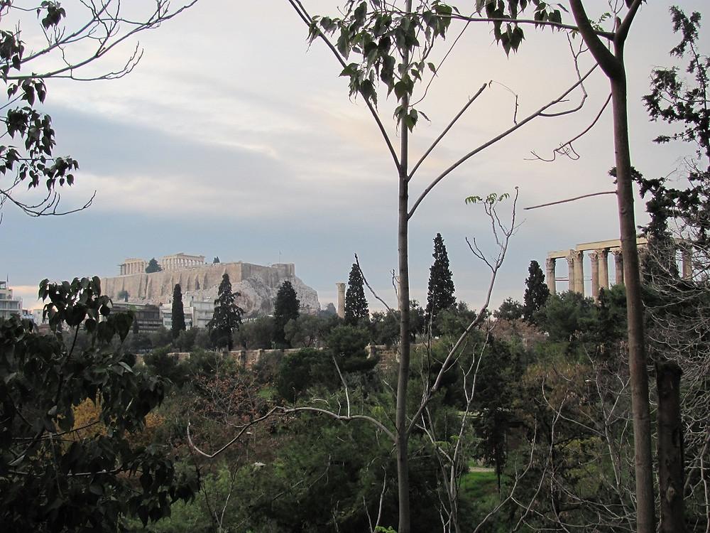 2mi3 Acropolis and Olympian Zeus Temple