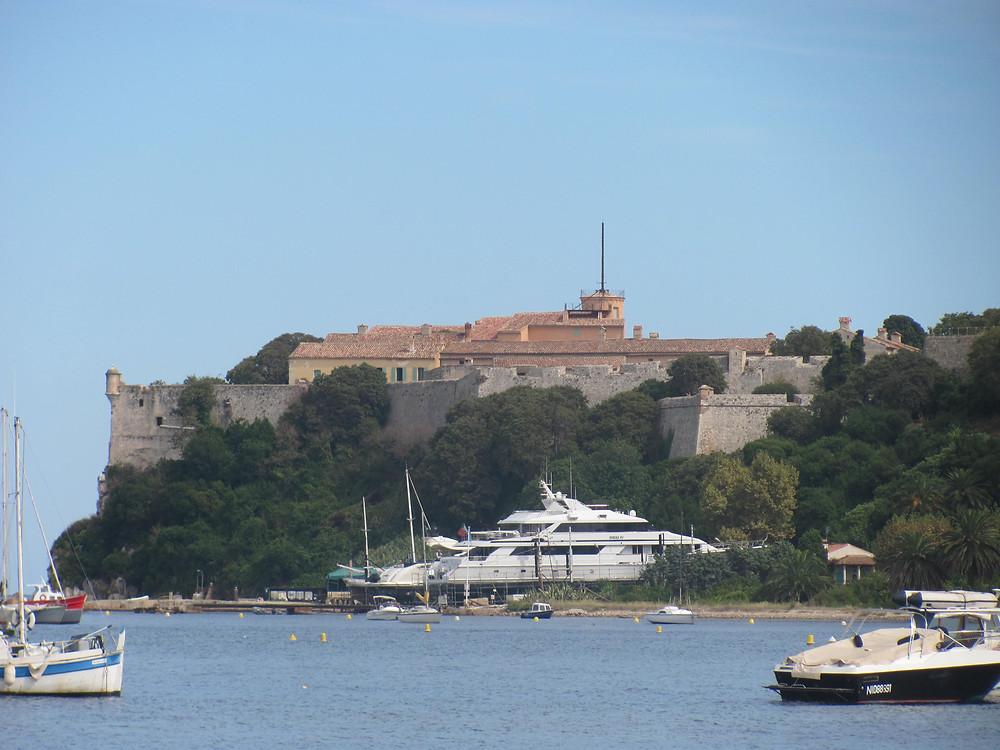 St.Marguarite, Iron Mask Legend, Cannes -2mi3-