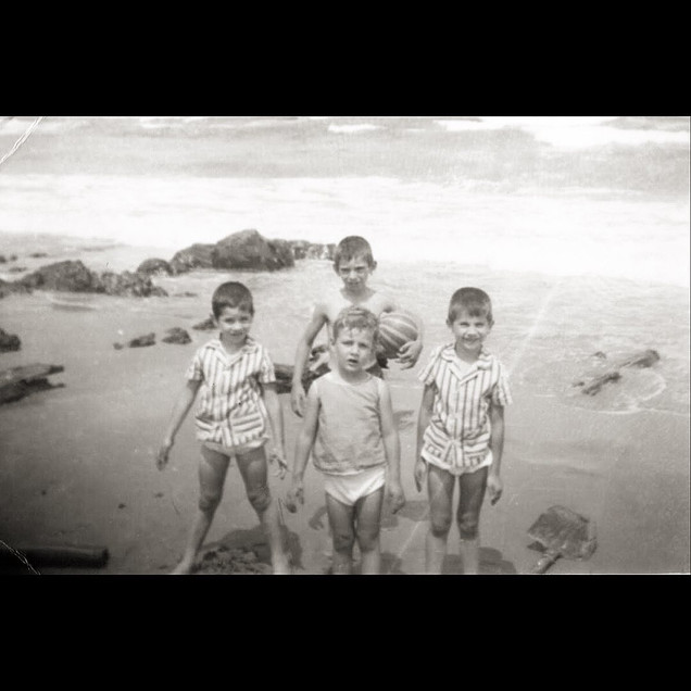 1960s In The Summertime / Siblings & Cousins (Kısırkaya Beach)