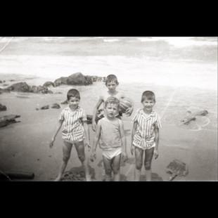 1960s In The Summertime / Siblings & Cousins (Kısırkaya Beach)
