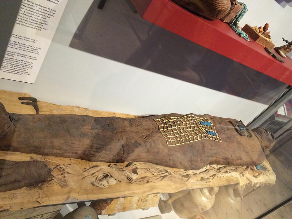 Mummy, Ancient Egypt - Gustavianum, 2mi3