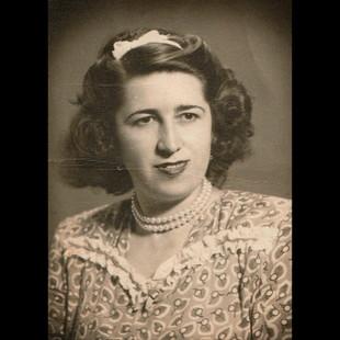 The Portraits / 1940s Luisa Sanzoni