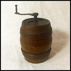 1920s - 'The Witness' , Pepper Grinder