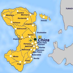 Chios : Bir Yunan Adası'ndan Fazlası..