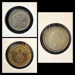 1920-1930s Coin Chronology of Vafiadis F