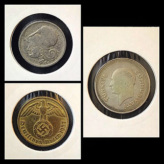 1920-1930s Coin Chronology of Vafiadis F