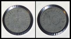 10 Reichspfennig - 1943