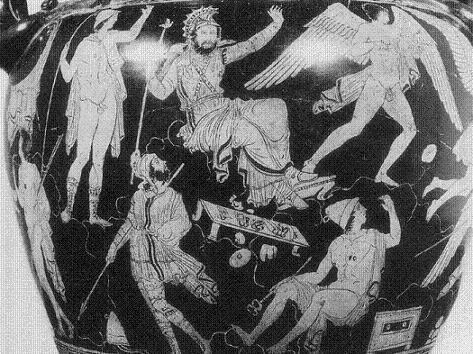 –Phineus ve Argonautlar-