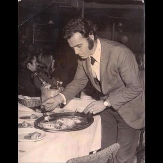 1960s The days in Sarıyer Canlı Balık