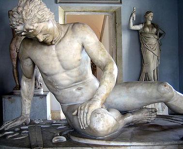 Ölen Galyalı (Dying Gaul)