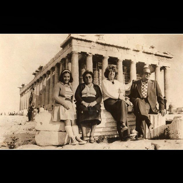 1970s A memory from Acropolis