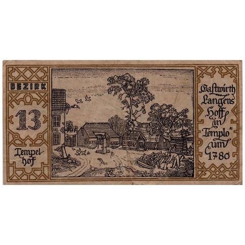 Berlin, 50 Pfennig, 1921