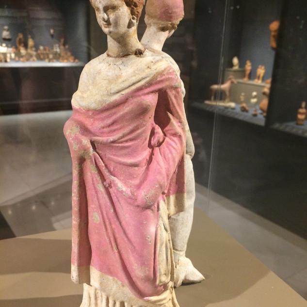 Kadın Heykeli / Selanik Arkeoloji Müzesi