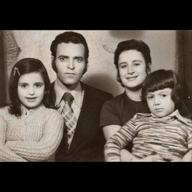 1970s A Family Portrait