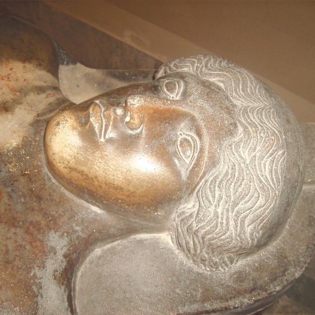 Lahit / Istanbul Arkeoloji Müzesi