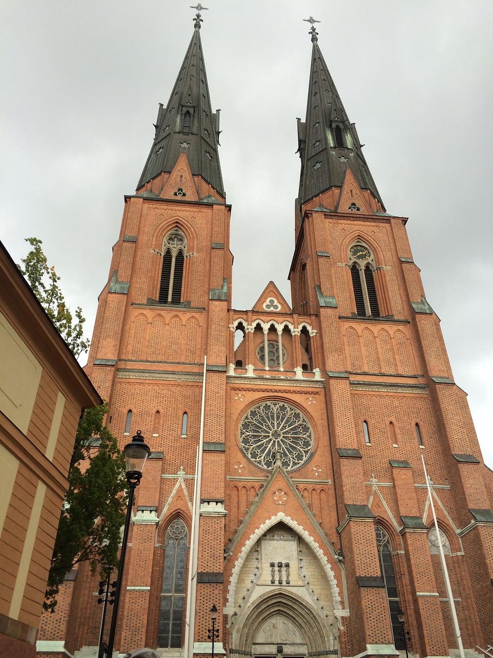 Uppsala Cathedral - Sweden, 2mi3