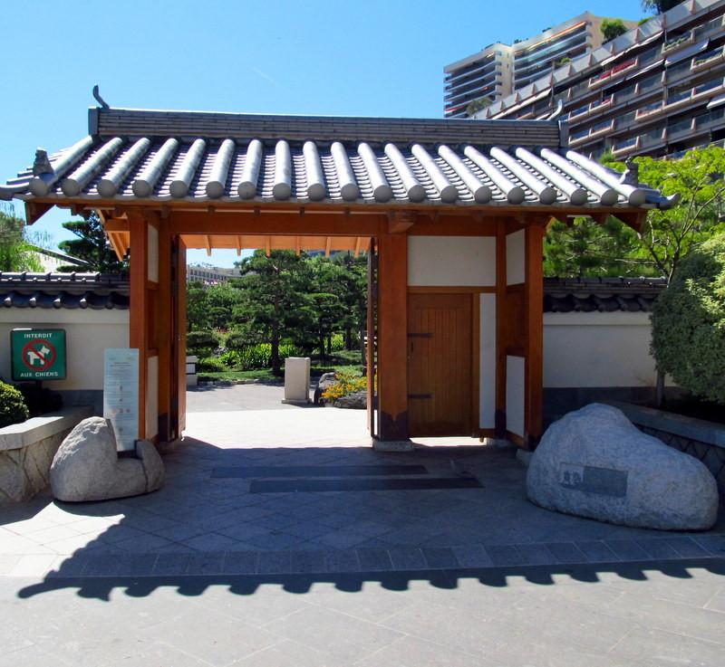 Jardin Japonais Monte Carlo, -2mi3-