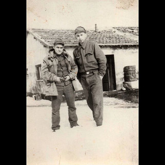1970s We were Soldiers : Stavros Vafiadis, Erzurum