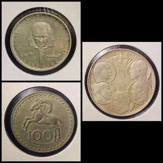 1960s-1970s Coin Chronology