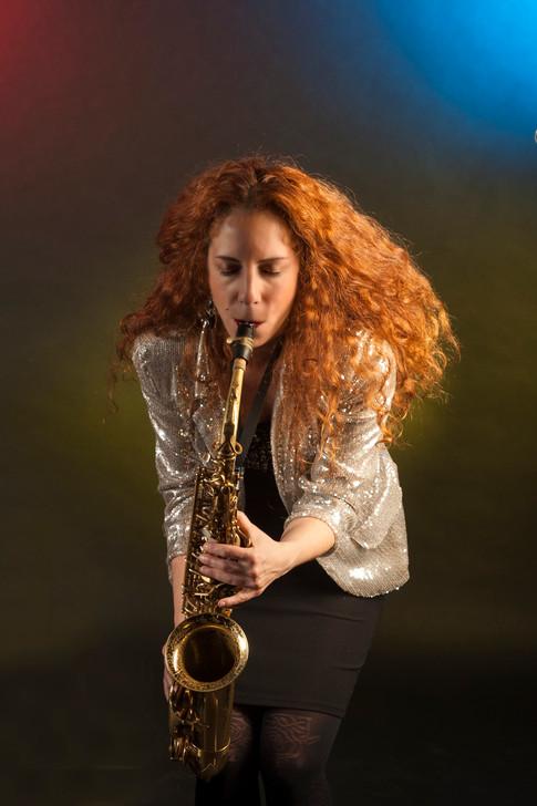 Nasha Sak | Saxofonista | Shoot Sabrina Zanardini, Italia |