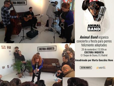 Concierto de jazz para perros | Jazz concert for dogs