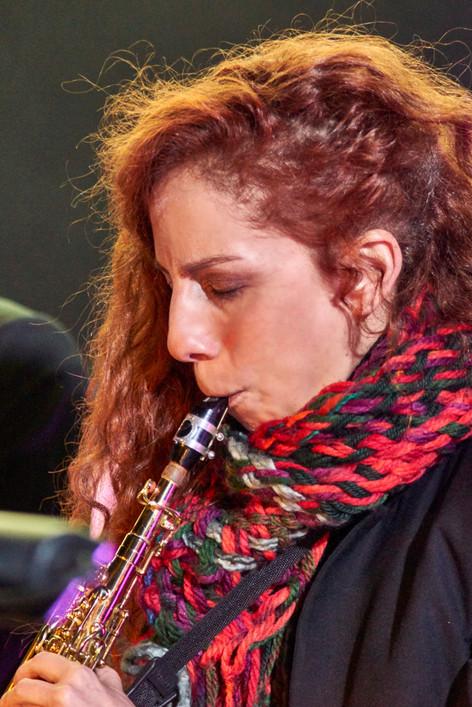 Foto por  Zanardini I Mad Sax Big Band, Pza Mayor de Madrid