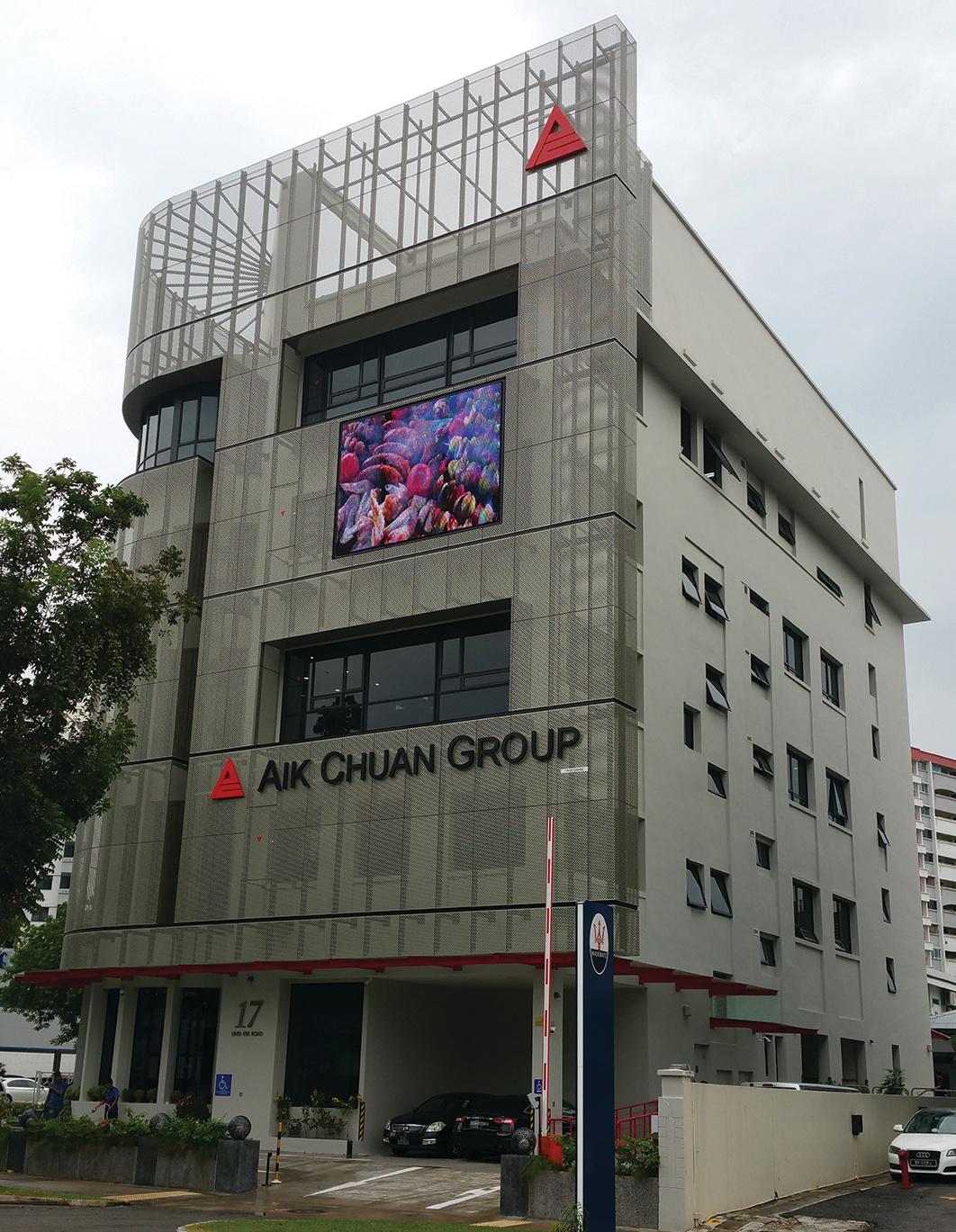 Aik Chuan Building