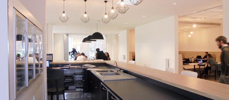 Studentenrestaurant campus Kaai opgeleverd