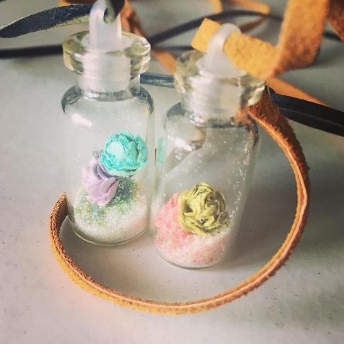 Garden Jar Necklaces