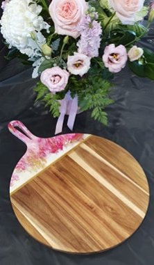 Large lux cheeseboard