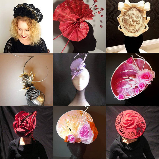 De Lew Art / Millinery Workshops are now on