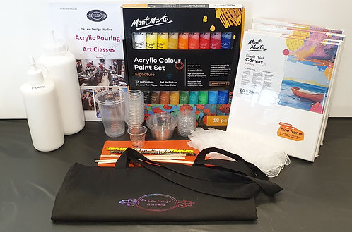 Acrylic Pouring starter Pack