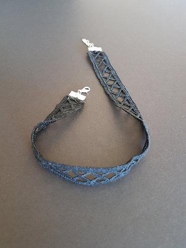 Interlace choker accessories australia