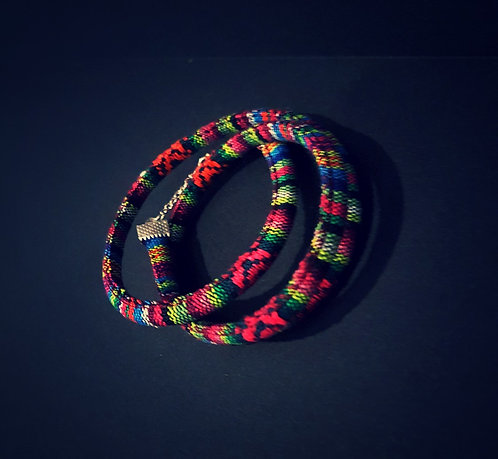Boho Chic Wrap Bracelet accessories coloured womens fashion