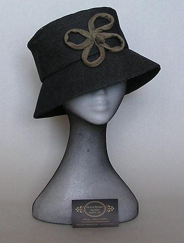 Denim Fabric sun hat