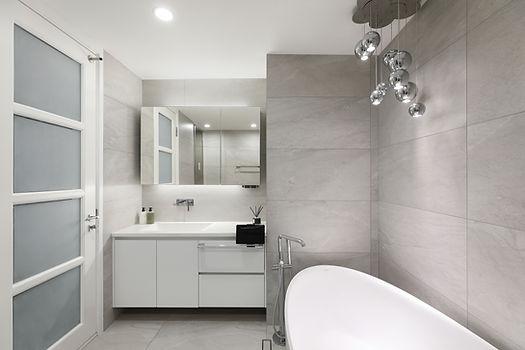 여의도 리첸시아 인테리어 리모델링 화장실 bathroom apartment renovation