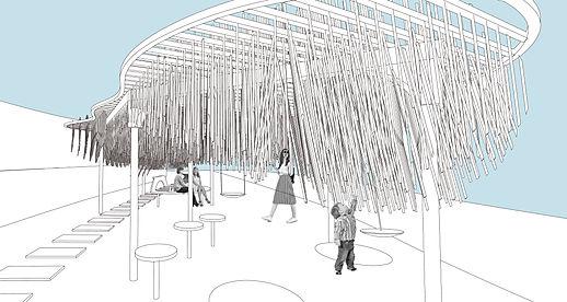 하늘의 숨 김해클레이아크 미아트쉘터 미술관