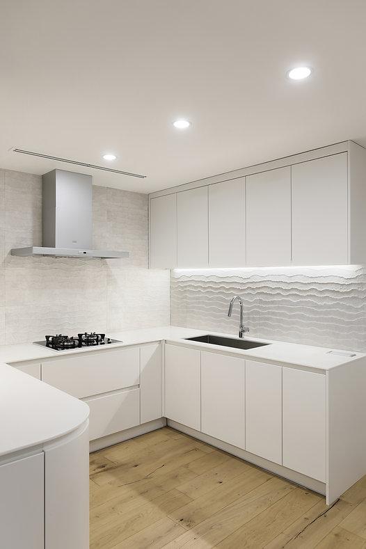여의도 리첸시아 주방 부엌 인테리어 리모델링 apartment renovation