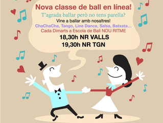 Nova classe Ball en Línea!