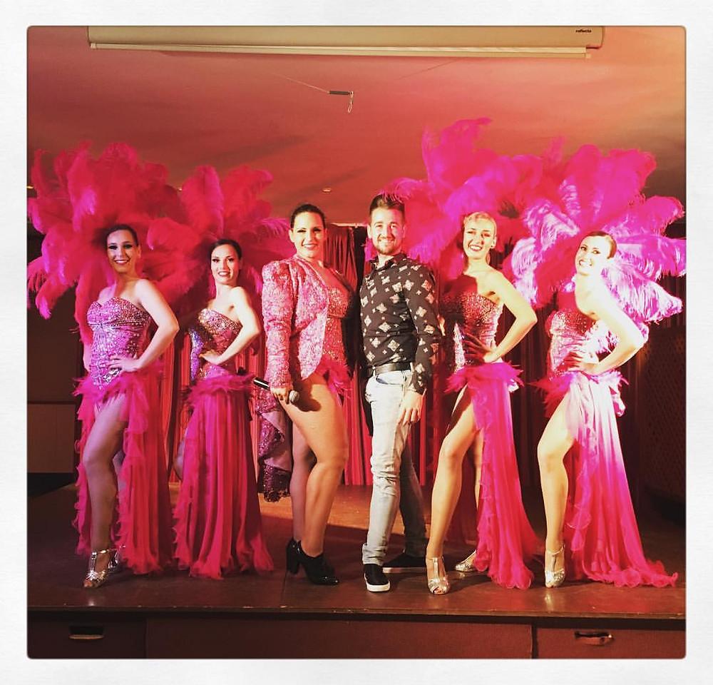 Diamond Cabaret, el primer espectacle de la temporada!