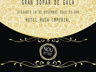 GRAN SOPAR DE GALA DE NADAL 2016