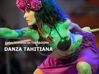 Taller de dansa Tahitiana Polinesia!