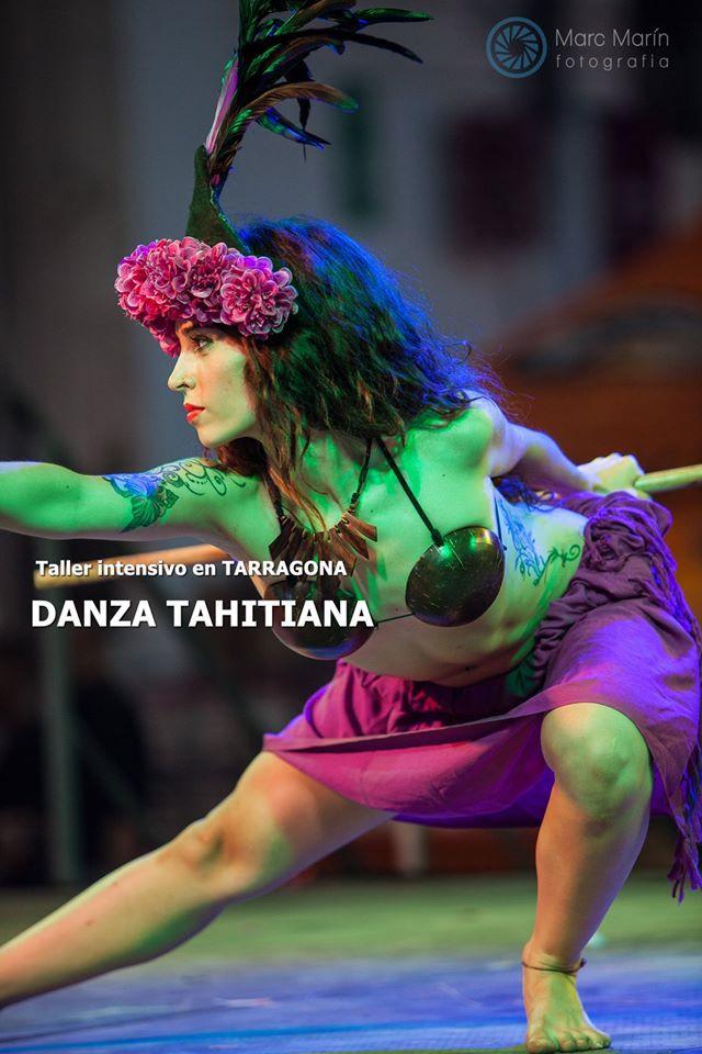 Curs iniciació a danses polinesia de 2,30h de duració!