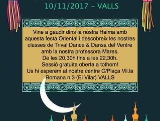 Ethnic Night NR Valls!