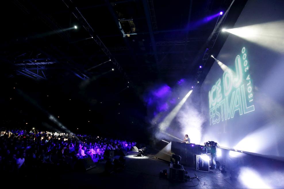 Nikaia Ice DJ Festival #2