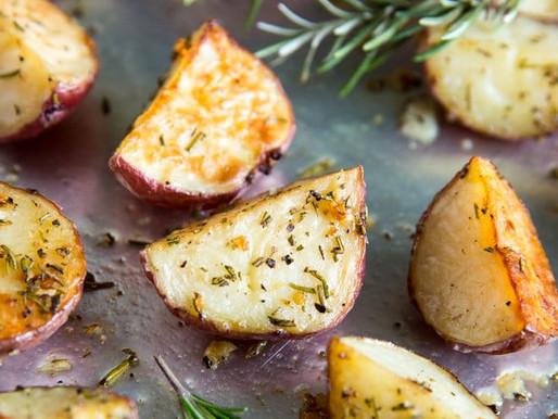 Rosemary & Garlic Potatoes